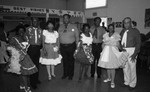 Square Dancing, Los Angeles, 1989