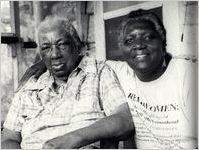 Cornelia Bailey and mother
