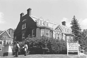 Housing of New Hope Baptist Church and Institute of Afro-American Awareness, Duluth.