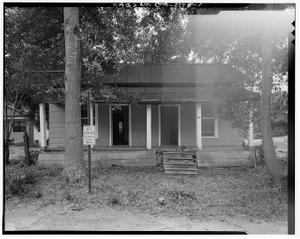 121 Academy Street (House), Sumter, Sumter County, GA