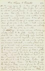 Thumbnail for Thomas Butler Gunn Diaries: Volume 17, page 184, September 16-17, 1861