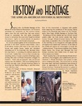 History and heritage : the African-American historical monument