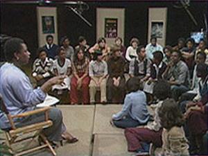 Boston teenagers discuss the Darryl Williams shooting