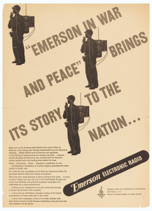 Proof for an Advertisement, Emerson
