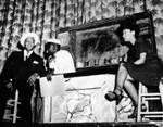 Theatrical bar scene