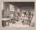 Races, Negroes: United States. Virginia. Hampton. Hampton Normal and Industrial School: Agencies Promoting Assimilation of the Negro. Training for Commercial and Industrial Employment. Hampton Normal and Agricultural Institute, Hampton, Va.: Tin Smithing.