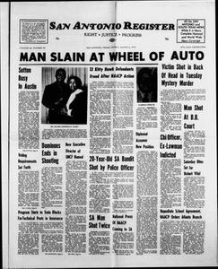 San Antonio Register (San Antonio, Tex.), Vol. 42, No. 38, Ed. 1 Friday, March 9, 1973