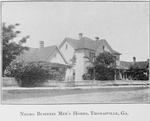 Negro business men's homes, Thomasville, Ga