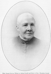 Mrs. Sarah Gould, widow of Alfred Gould and sister of Rev. Theodore Gould