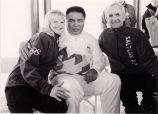 Nikki Stone, Muhammad Ali, and Bill Spencer