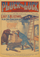Lost in the blizzard, or, The snow-bound school boys