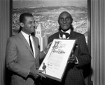 Billy Mills with William T. Wilkins