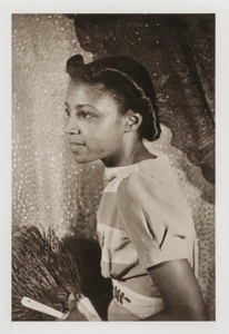 """Maxine Sullivan, from the unrealized portfolio """"Noble Black Women: The Harlem Renaissance and After"""""""