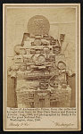 Relics of Andersonville Prison from the collection brought from there by Miss Clara Barton and Dorence Atwater, Aug., 1865, and photographed by Brady & Co. for the great National Fair, Washington, June, 1866