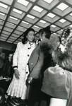 Coretta Scott King talks with Shirley Caesar