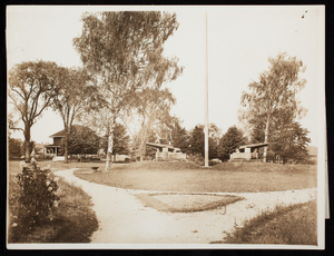 Camp Meigs Memorial Park, Readville (Hyde Park), Mass., c. 1905