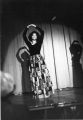 Woman dancing at the Wisconsin State Festival of Black Arts and Culture, 1973