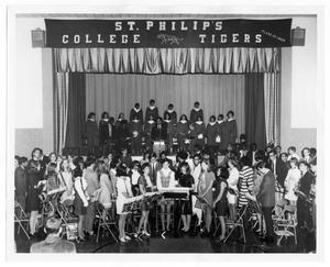 St. Philip's College Choir and Community Participants