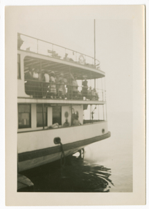 Digital image of a ferry boat on Martha's Vineyard