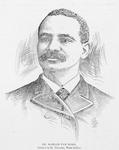 Dr. Mahlon Van Horn, Consul to St. Thomas, West Indies