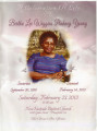 Bertha Lee Wiggins Pinkney Young