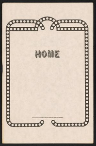 Program: Home Home - A Play By Samm-Art Williams - Curtis King