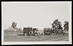 Army motor equipment used at Elaine, Ark., race riot