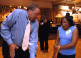 Alumni dance during Alumni Reunion Weekend at Marquette, 2007