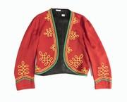 Shriners Uniform Jacket of Raymond Collier