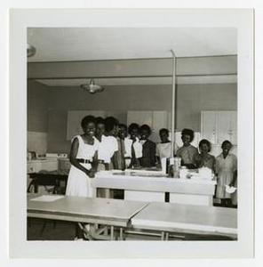 Girls in a Kitchen