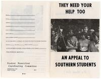 They Need Your Help Too - An Appeal to Southern Students