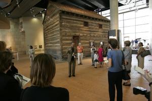 Ohio River Scenic Byway - Slave Pen Exhibit