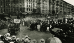 UNIA Parade, organized in Harlem, 1920