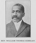 Rev. William Thomas Hemsley