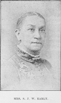 Mrs. S.J.W. Early. Teacher, Lecturer, W.C.T.U. [Woman's Christian Temperance Union] Advocate