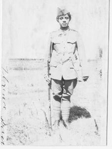 Soldier Florence Bau