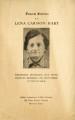 Lena Carmon Hart