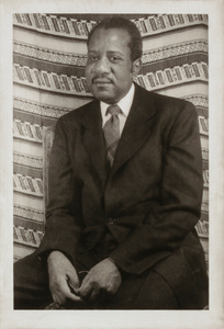 Howard Swanson, from the portfolio 'O, Write My Name': American Portraits, Harlem Heroes