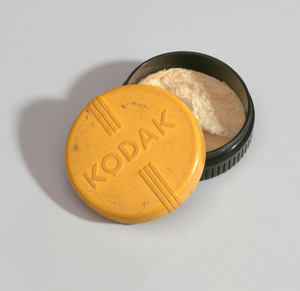 Case for a camera filter from the studio of H.C. Anderson