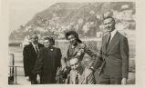 Katherine Dunham, John Pratt, and Dunham Company workers
