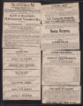 Auditorium Theatre, Various acts (October 20, 1907) Various acts; Race at Dieppe; Night in the London slums