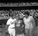 Lorraine Bradley and Dodger, Los Angeles, 1970