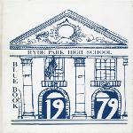 """Hyde Park High School """"Blue Book"""": 1979"""