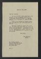 "Editorial Files, 1891-1952 (bulk 1917-1952). Working Editorial Files, 1935-1952. ""Calling America"" Series, 1939-1948. Curran, Joseph, 1946. (Box 192, Folder 1505)"