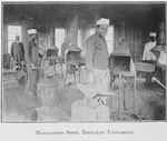 Blacksmith shop, Tougaloo University