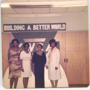 Photograph of Four Women