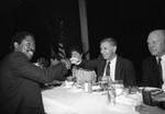 Dinner honoring Governor Deukmejian and Mrs. Deukmejian, Los Angeles, 1985