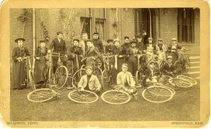 Wesleyan Academy Students