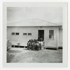 Group Portrait of School Class