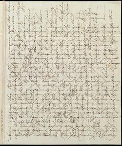 Letter from Caroline Weston, Roxbury, [Mass.], to Deborah Weston, June 17, 1842, Friday noon